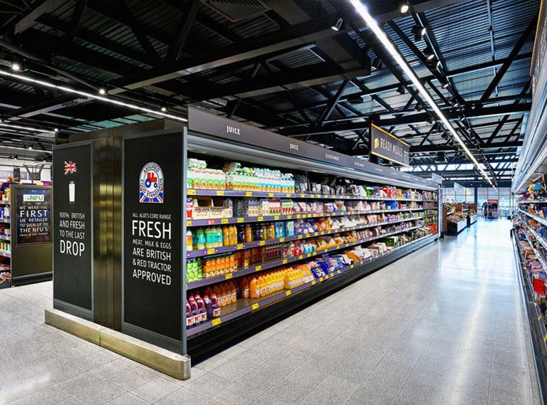 Aldi Project Fresh Store Redesign