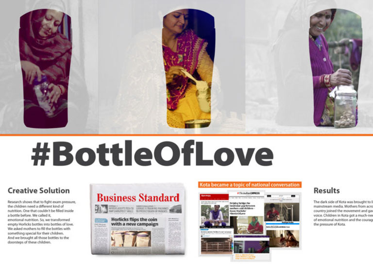 Fearless Kota Bottle Of Love