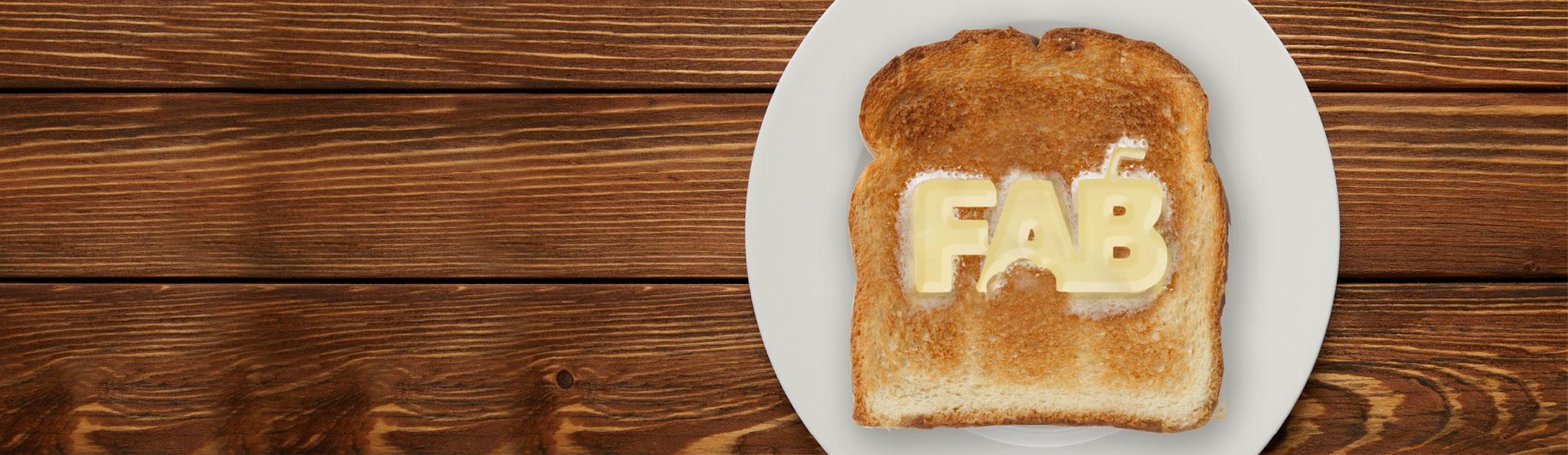 FAB Awards Toast