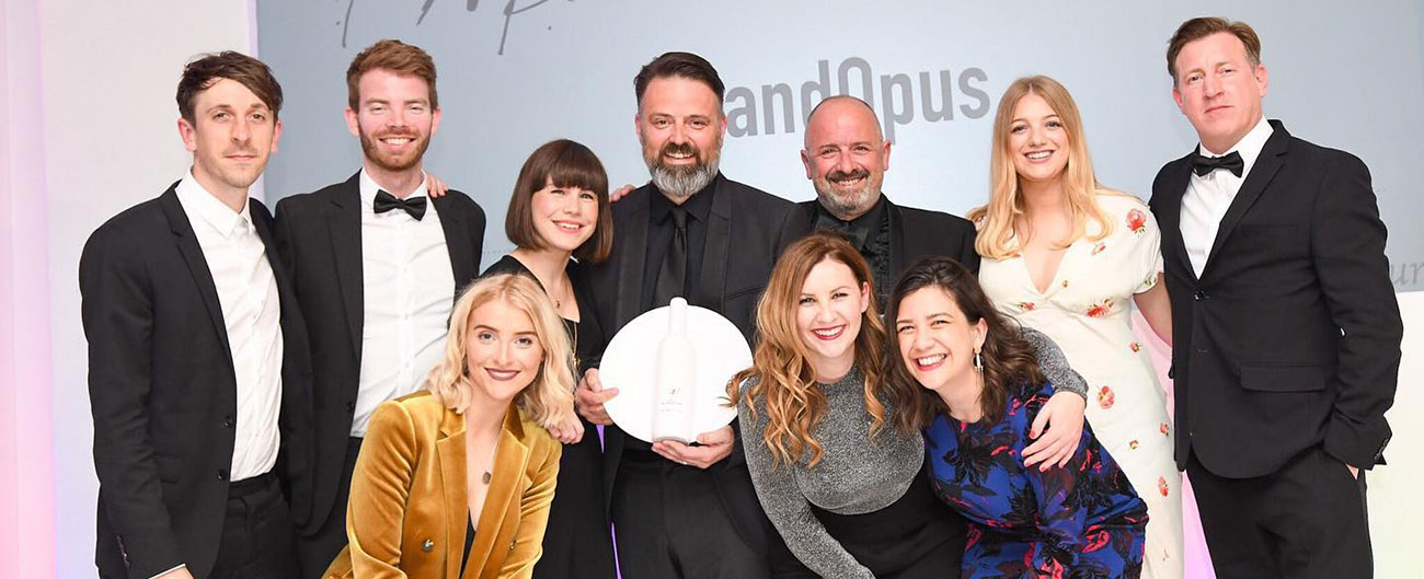 The FAB Design Agency of the Year Award