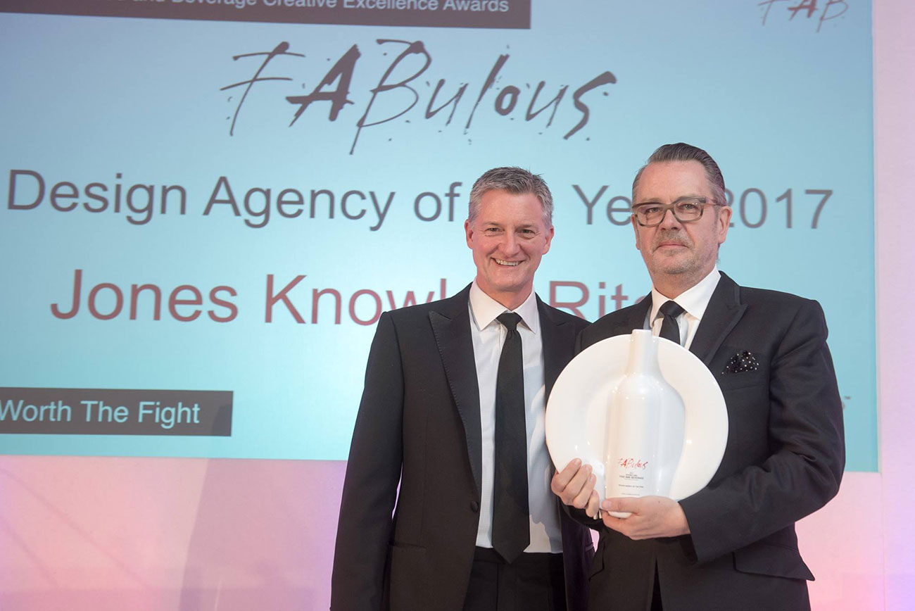 Design agency of the year