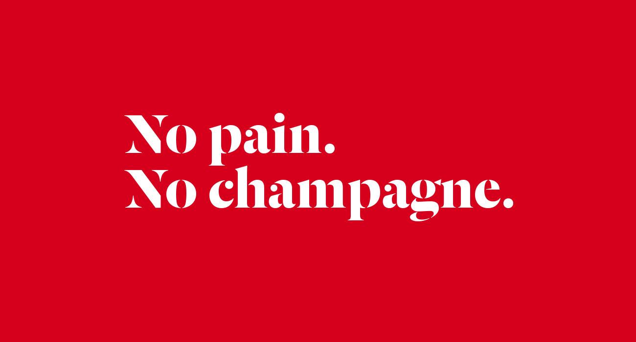 No Pin No Campagne