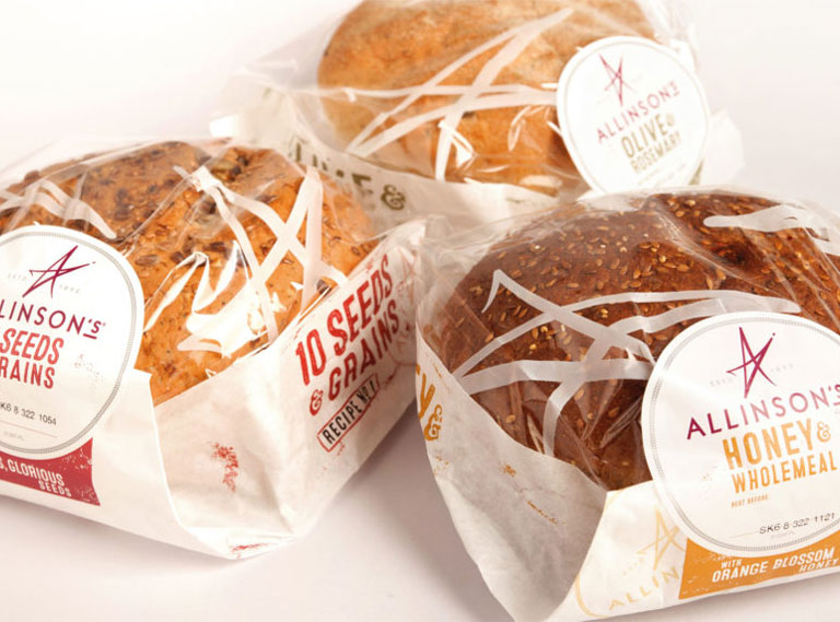 Allinsons - Pioneers in the Bread Category