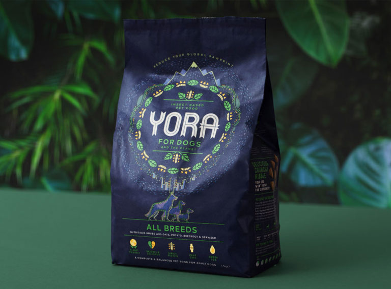 Yora Insect Based Food for Dogs