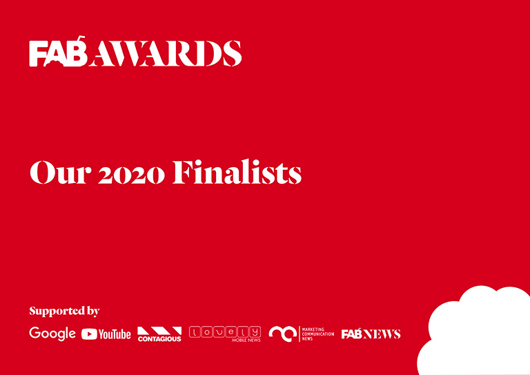 Announcing Our Finalists: The 22nd FAB Awards
