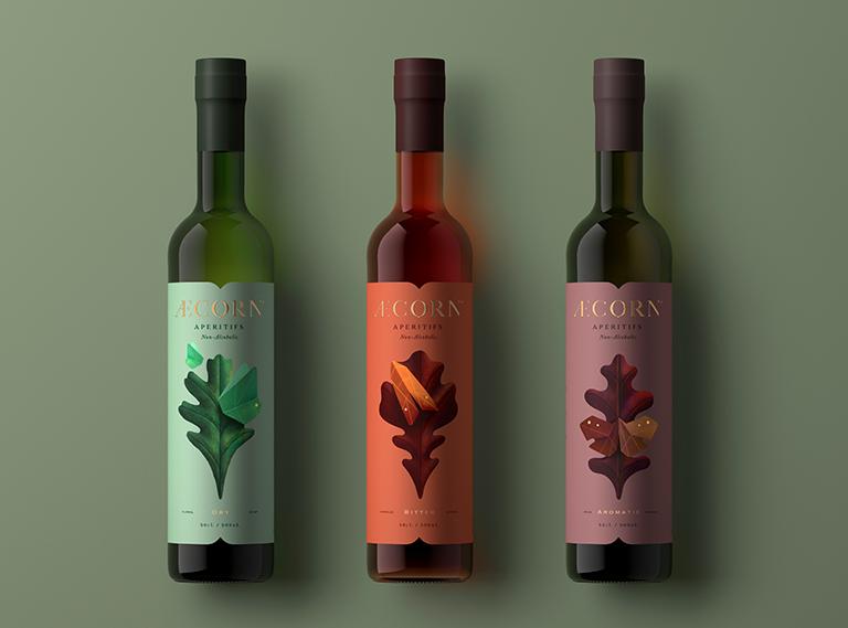 Ӕcorn Aperitifs: A new non-alcoholic aperitifs brand