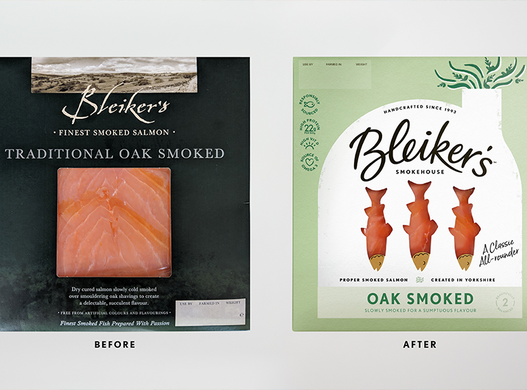Bleiker's Proper Smoked Salmon