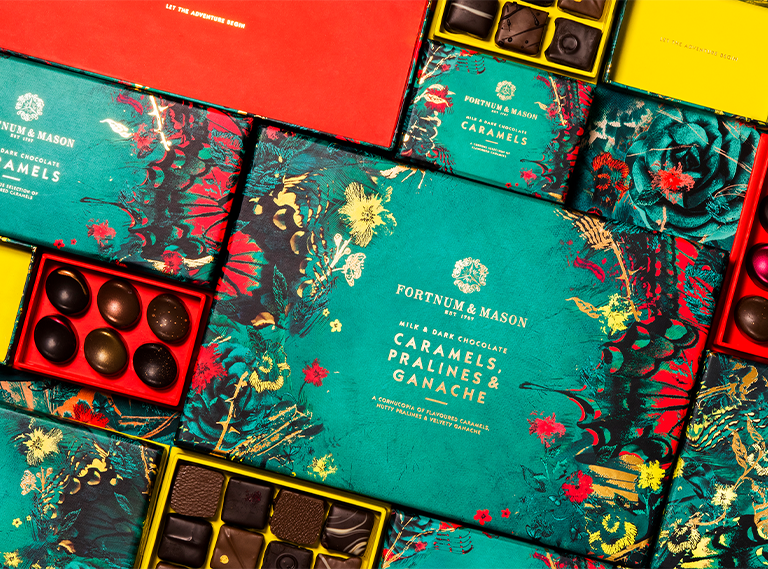 Fortnum & Mason Chocolates