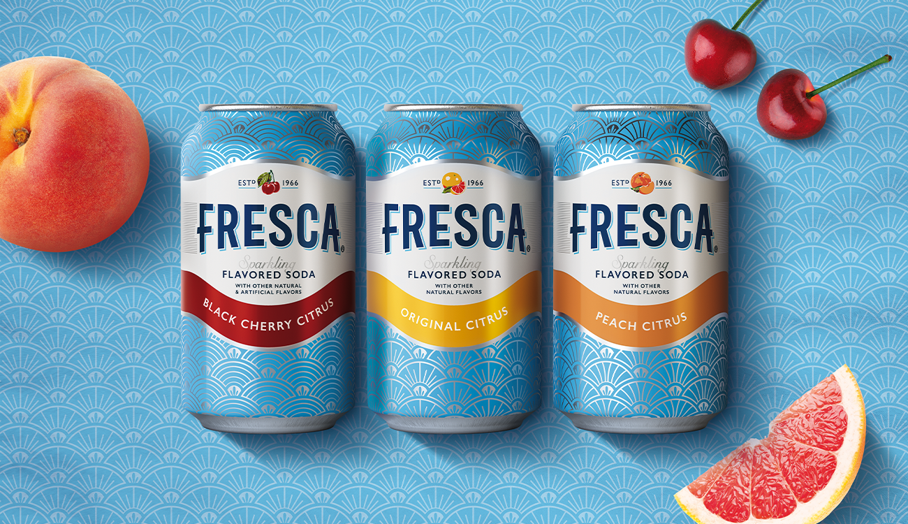 Connecting Fresca to a younger audience