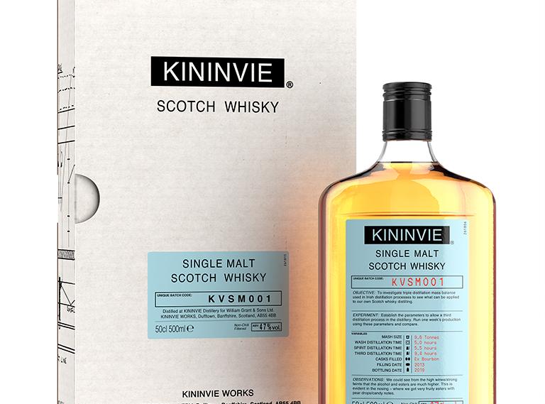 Kininvie Scotch Whisky