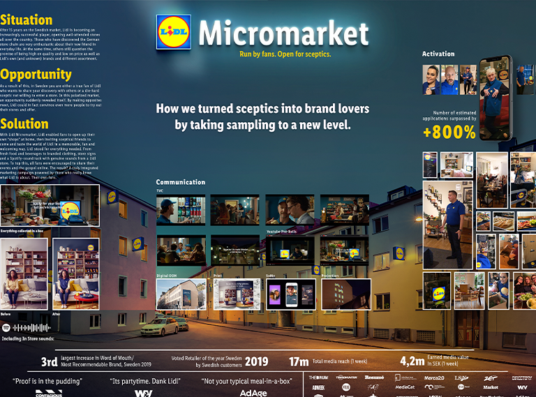 Lidl Micromarket