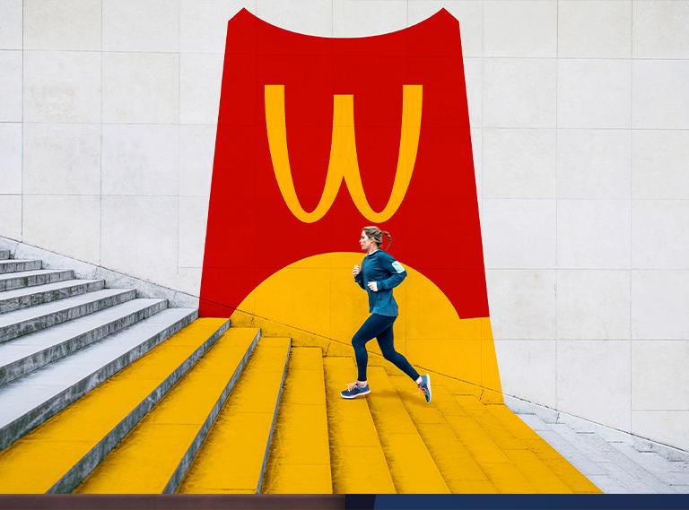 McDonald's - Visual Identity Design