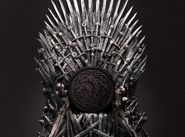 OREO and Game of Thrones