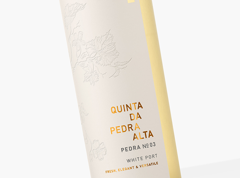 Pedra No.3 White Port