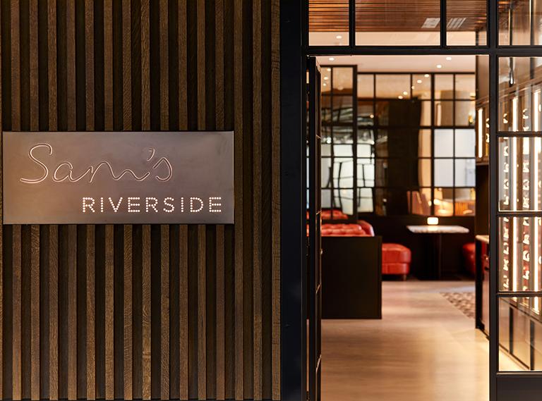 Sam's Riverside, Hammersmith