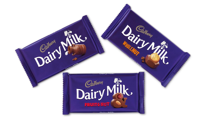 Dairy Milk Chocolate Price Range